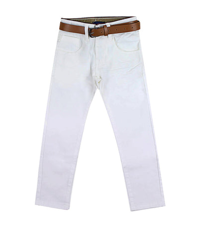 periwinkle white barn h19 pants