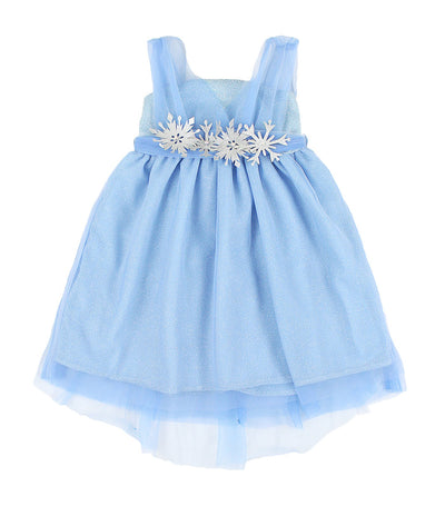 periwinkle blue elza h19 party dress