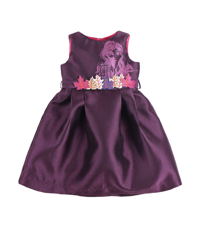 periwinkle plum emmie h19 party dress