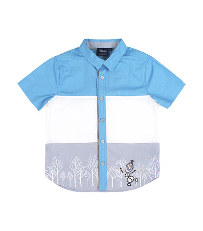 periwinkle blue eragon h19 short-sleeved polo
