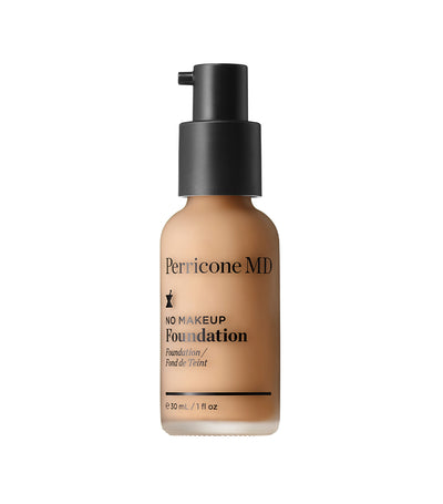 perricone md nude no makeup foundation broad spectrum spf 30