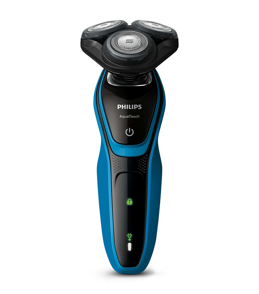 philips s5050/06 aquatouch wet and dry electric shaver