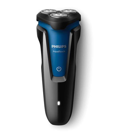 philips s1030/04 aquatouch wet and dry electric shaver