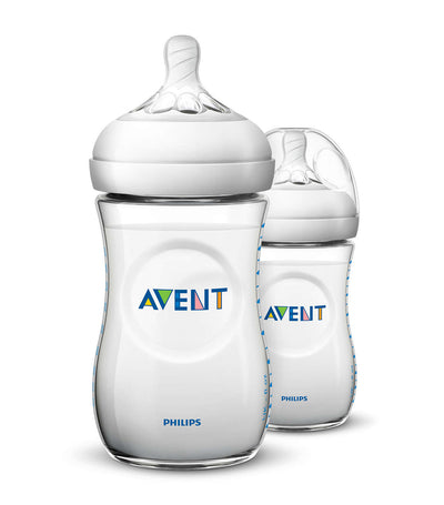 philips avent natural baby bottle 9oz (twin pack)