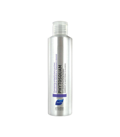 phyto phytosquam anti-dandruff purifying shampoo
