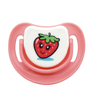 pigeon silicone pacifier step 1 (strawberry)