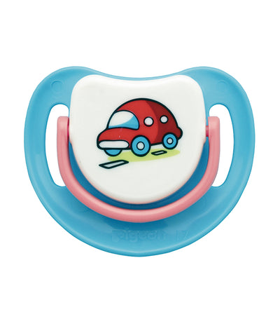 pigeon silicone pacifier step 1 (car)