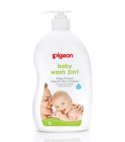 pigeon baby wash 2in1 sakura 1 l