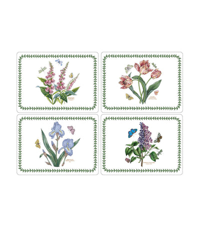 pimpernel botanic garden placemat set of 4