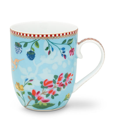 pip studio hummingbirds blue small mug