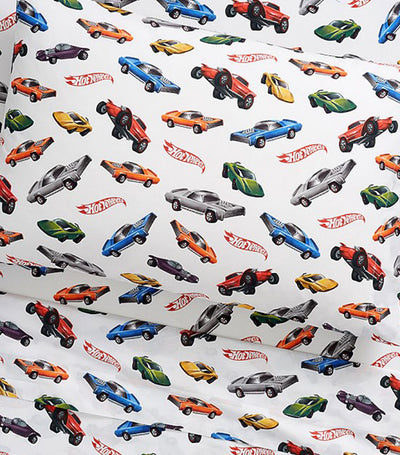 Hot Wheels® Sheet Set