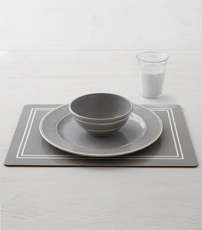 pottery barn kids gray cambria placemat