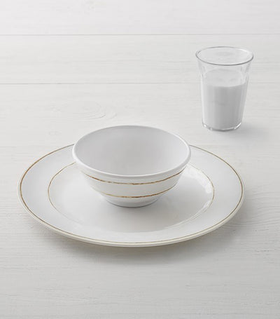 pottery barn kids white cambria tabletop collection