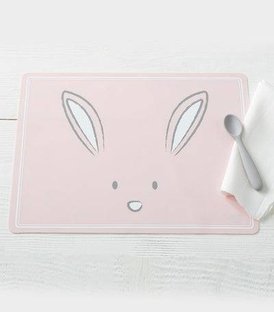 pottery barn kids silicone placemat - bunny