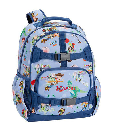 pottery barn kids mackenzie disney and pixar toy story backpack - large