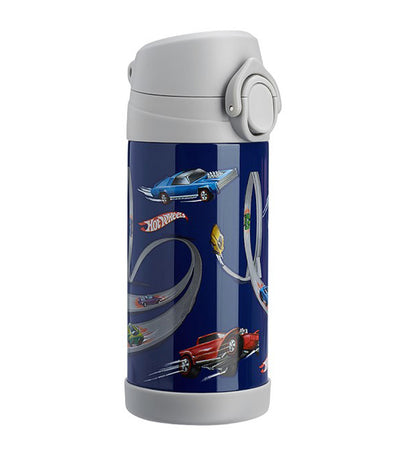 pottery barn kids mackenzie hot wheels regular water bottle