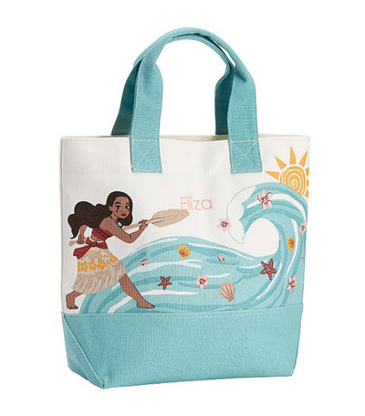 pottery barn kids disney moana tote