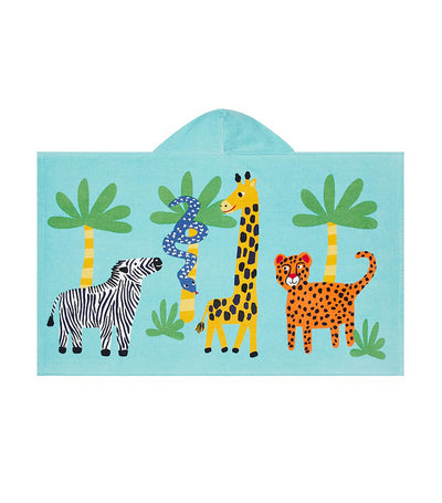 pottery barn kids silly safari icon kid wrap