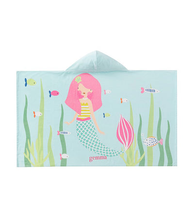 pottery barn kids mermaid icon kid wrap