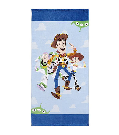 pottery barn kids disney and pixar toy story kid beach towel