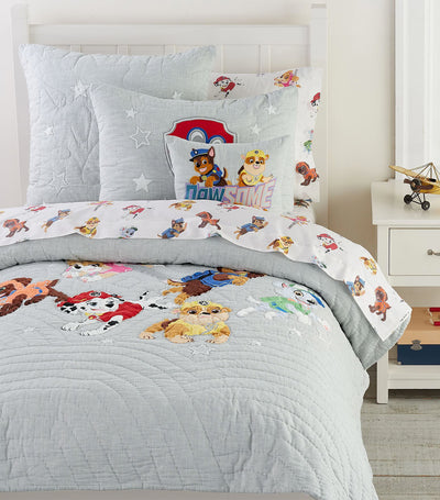 pottery barn kids paw patrol™ quilt
