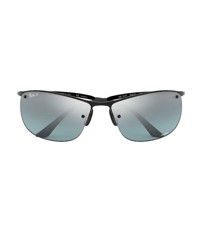 ray-ban chromance active black
