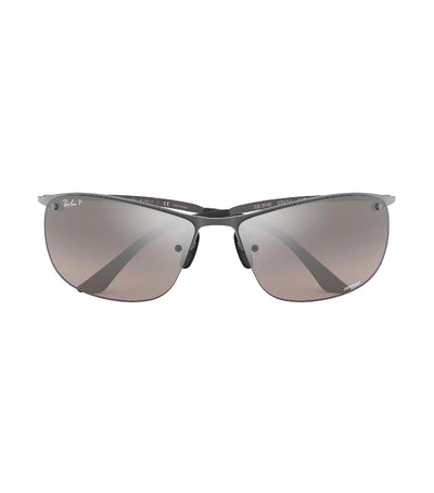 ray-ban chromance active matte gunmetal