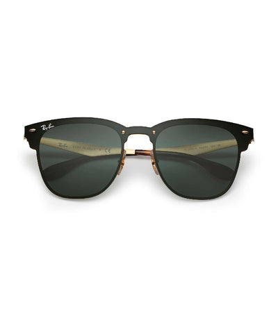 ray-ban blaze club green