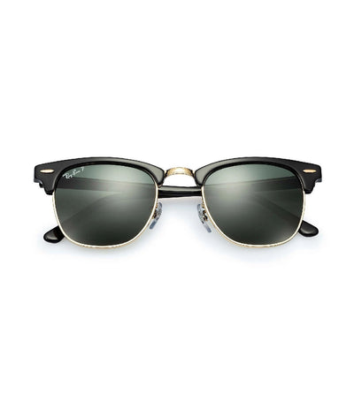 ray-ban clubmaster classic green