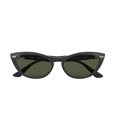 ray-ban nina sunglasses 54 classic green