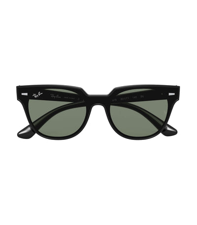 ray-ban blaze meteor sunglasses green
