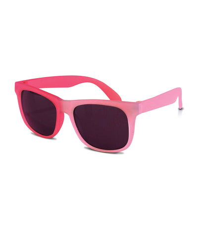 real shades light pink to dark pink switch color-changing sunglasses