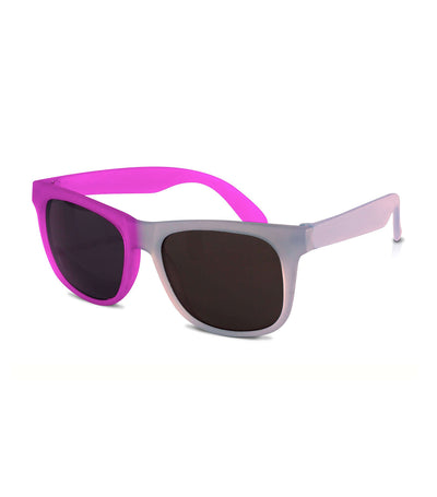 real shades light purple to dark purple switch color-changing sunglasses