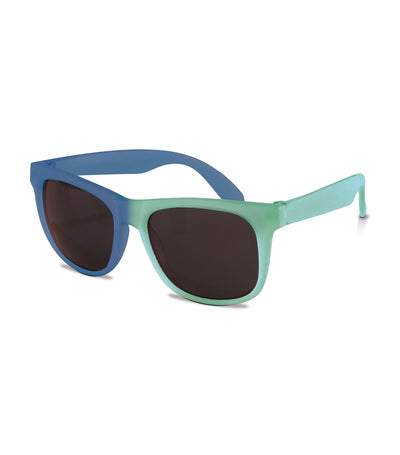 real shades light green to blue switch color-changing sunglasses