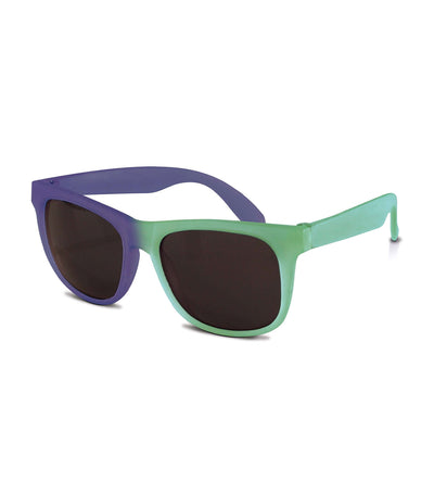 real shades dark green to midnight blue switch color-changing sunglasses