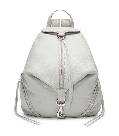 rebecca minkoff julian leather backpack perla