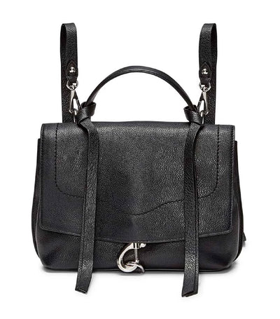 rebecca minkoff stella medium convertible backpack black