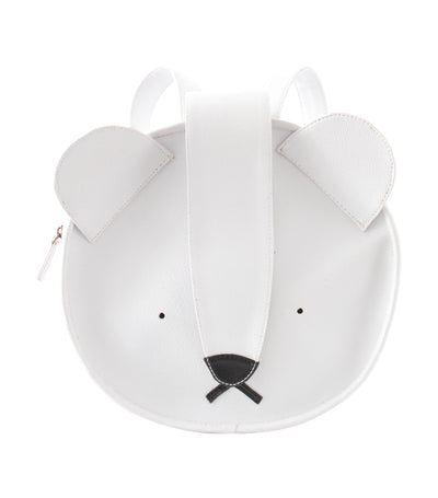 rustanette white koala backpack
