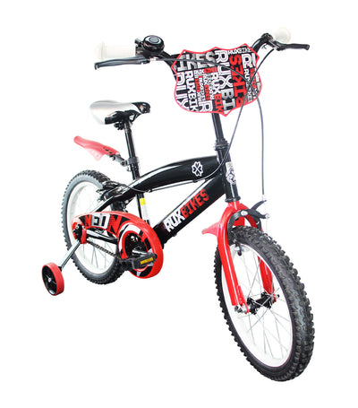 rux bike for boys 16 neon