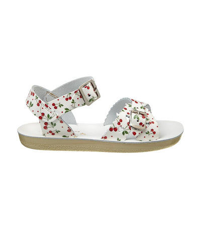 salt-water sandals kids cherry sweetheart premium
