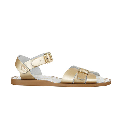 salt-water sandals woman classic sandals premium gold