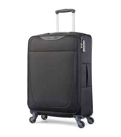 samsonite kent spinner 66/24 expandable black