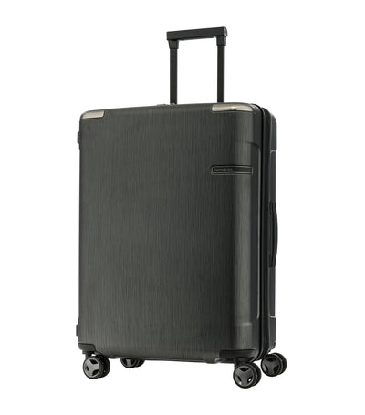samsonite evoa spinner 69/25 brushed black