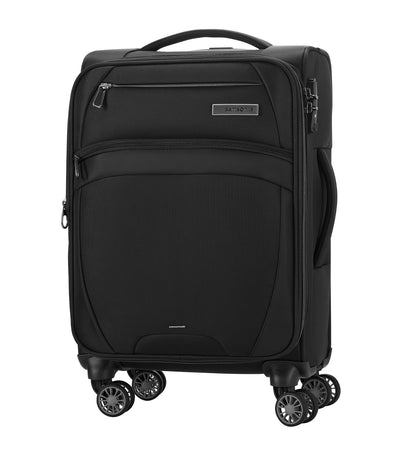 samsonite zira spinner 56/20 expandable black