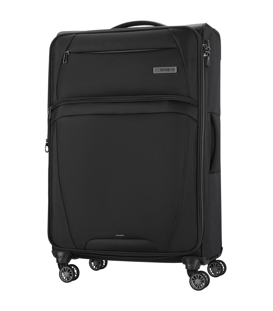 samsonite zira spinner 78/29 expandable black