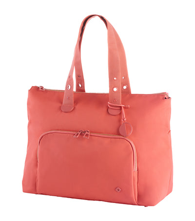 samsonite skyler 2.0 shopping bag coral