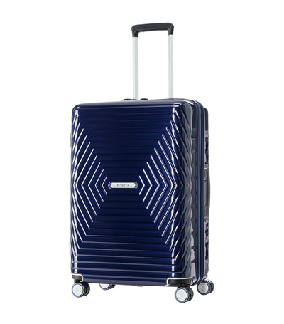 samsonite astra spinner 68/24 expandable navy