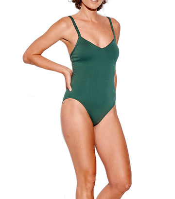 seafolly forest sweetheart maillot