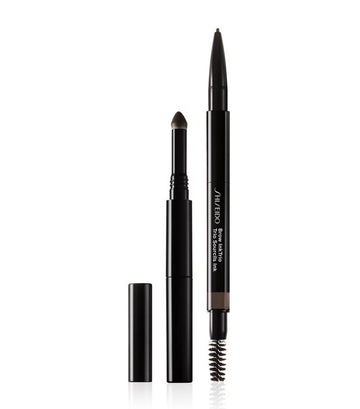 shiseido brow inktrio dark brown