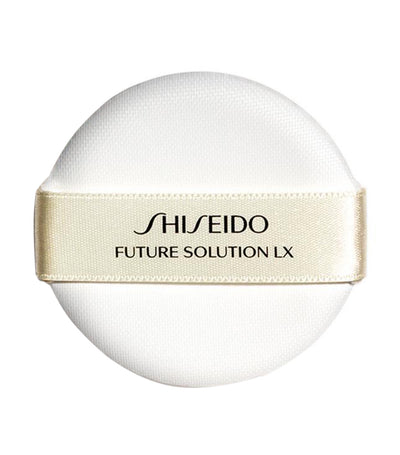 shiseido future solution lx total radiance regenerating cushion puff